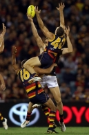 AFL 2013 Rd 01 - Adelaide v Essendon