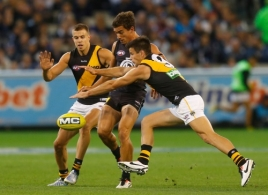 AFL 2013 Rd 01 - Carlton v Richmond