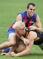 VFL 2013 Rd 01 - Port Melbourne v Werribee