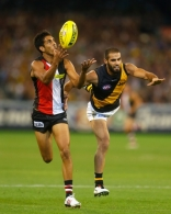 AFL 2013 Rd 02 - St Kilda v Richmond