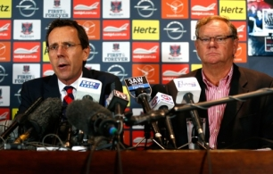AFL 2013 Media - Melbourne Press Conference 090413