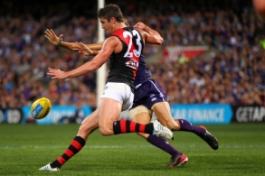 AFL 2013 Rd 03 - Fremantle v Essendon