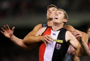 AFL 2013 Rd 04 - St Kilda v Essendon