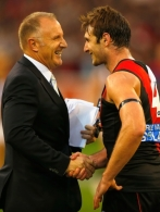 AFL 2013 Rd 05 - Essendon v Collingwood