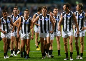 AFL 2013 Rd 07 - Fremantle v Collingwood