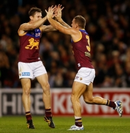 AFL 2013 Rd 08 - Essendon v Brisbane