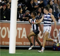 AFL 2013 Rd 08 - Collingwood v Geelong