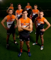 AFL 2013 Portraits - GWS Giants 050613