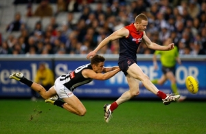 AFL 2013 Rd 11 - Melbourne v Collingwood