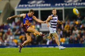 AFL 2013 Rd 13 - Brisbane v Geelong