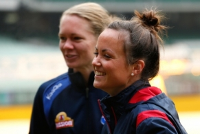 AFL 2013 Media - Women's Round Launch