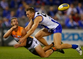 AFL 2013 Rd 14 - North Melbourne v GWS Giants