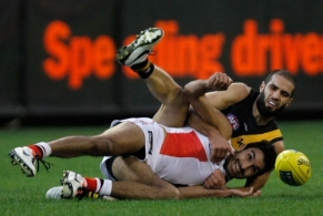 AFL 2013 Rd 14 - Richmond v St Kilda