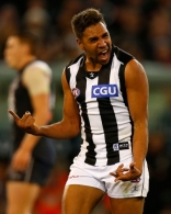 AFL 2013 Rd 15 - Carlton v Collingwood