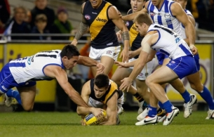 AFL 2013 Rd 15 - North Melbourne v Richmond