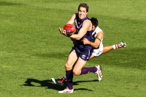 AFL 2013 Rd 15 - Fremantle v St Kilda
