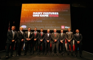 AFL 2013 Media - Multicultural Team of Champions Function