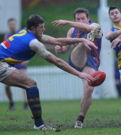 VFL 2013 Rd 14 - Port Melbourne v Williamstown
