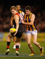 AFL 2013 Rd 18 - Essendon v Hawthorn