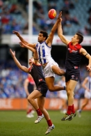 AFL 2013 Rd 18 - Melbourne v North Melbourne