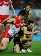AFL 2013 Rd 18 - Sydney v Richmond