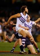AFL 2013 Rd 19 - Carlton v Fremantle