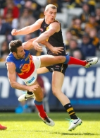 AFL 2013 Rd 20 - Richmond v Brisbane