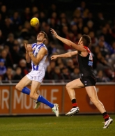 AFL 2013 Rd 21 - Essendon v North Melbourne