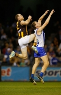 AFL 2013 Rd 22 - North Melbourne v Hawthorn