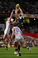 AFL 2013 Rd 22 - Fremantle v Port Adelaide