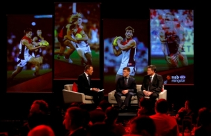 AFL 2013 Media - NAB AFL Rising Star Award