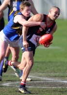VFL 2013 Semi Final - Casey Scorpions v Werribee Tigers