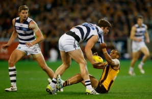 AFL 2013 1st Preliminary Final - Hawthorn v Geelong