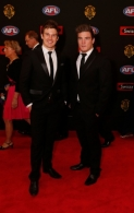 AFL 2013 Media - Brownlow Medal Red Carpet