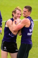 AFL 2013 Training - Fremantle 240913