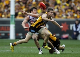 AFL 2013 Toyota Grand Final - Hawthorn v Fremantle