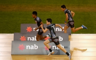 AFL 2013 Media - NAB AFL Draft Combine Day 2