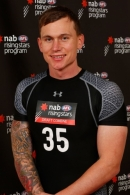 AFL 2013 Media - NAB AFL State Draft Combine Headshots