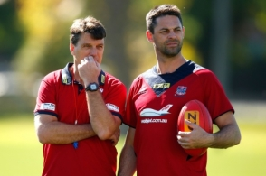 AFL 2013 Training - Melbourne 061113