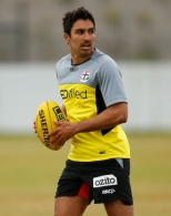 AFL 2013 Training - St Kilda 081113