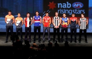 AFL 2013 Media - NAB AFL Draft