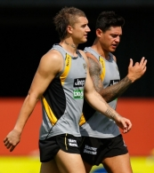AFL 2013 Training - Richmond 271113