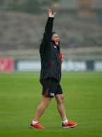 AFL 2013 Training - Essendon 041213