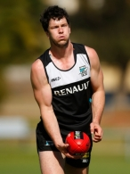 AFL 2013 Training - Port Adelaide 111213