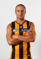 AFL 2014 Portraits - Hawthorn Team Photo Day