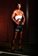 AFL 2014 Portraits - GWS Giants