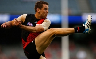 AFL 2014 NAB Challenge - Essendon v Port Adelaide