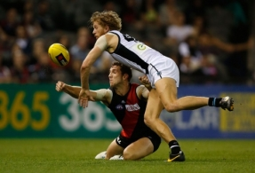 AFL 2014 NAB Challenge - Best Of