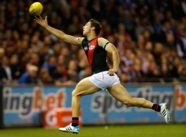 AFL 2014 Rd 01 - North Melbourne v Essendon