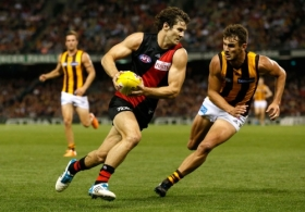 AFL 2014 Rd 02 - Essendon v Hawthorn